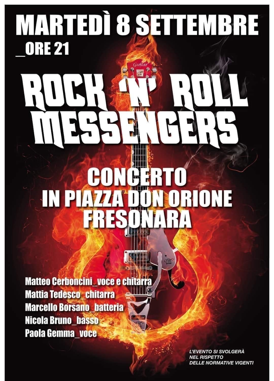 ROCK'N ROLL MESSENGERS