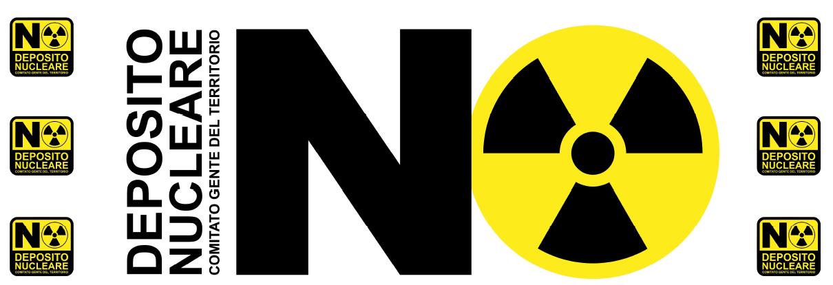 """Petizione Popolare """"No Deposito Nucleare"""""""